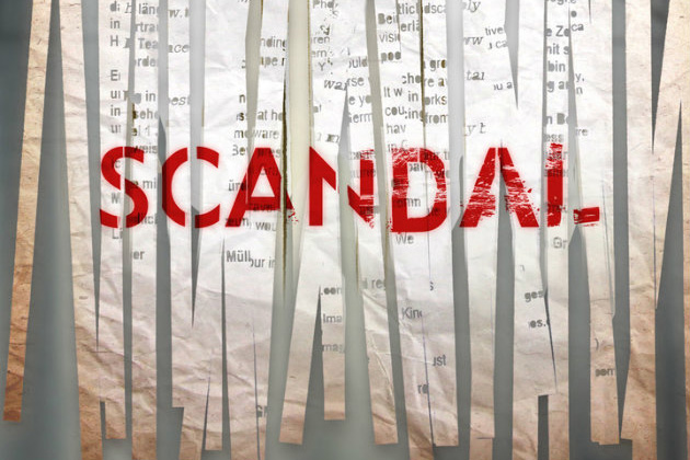 scandal - for video
